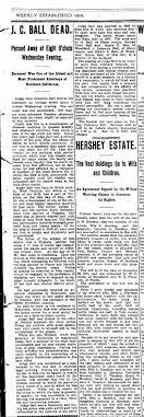 Judge John Cameron Ball Dead 19 Feb 1903 Woodland Daily Democrat Woodland,  California - Newspapers.com