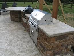 outdoor countertop ideas crafts home