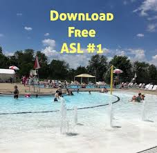 4 Weeks Of Summer Sign Language July 4th Asl Teaching