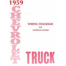 wiring diagrams bob s chevy trucks 1959 chevy truck wiring diagram