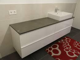 Bad Waschtisch Und Diy Konsole Mit Beton Ciré Und Ikea Godmorgon