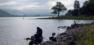 Fishing Lake District National Park