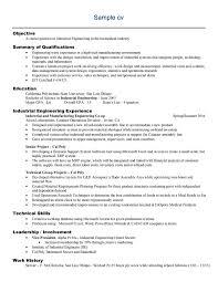 Agricultural Engineer Sample Resume 2 Engineering Job Related Cv