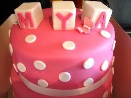 Girls 1st Birthday Cakes Wedding Academy Creative Easy 1st