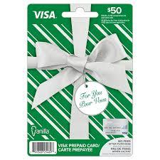vanilla visa gift card 50
