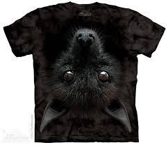 <b>Футболка</b> с 3D эффектом The Mountain <b>Bat</b> Head , купить в ...