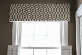 fabric covered cornice board how to