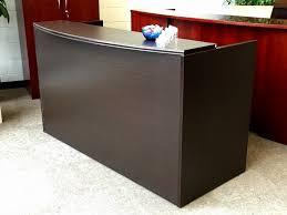 small salon reception desk inspirational used reception desks for new desks contemporary reception