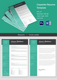 Free Modern Executive Resume Template Creative Resume Template 79 Free Samples Examples Format