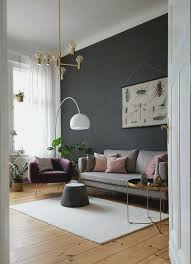 Wandfarben Wohnzimmer Dunkle Mobel Wohnideen Wandfarbe Helle