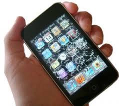 moederbord iphone 7 kapot