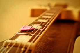 Choosing a Flat Pick for Guitar or Mandolin – Homestead on the Range