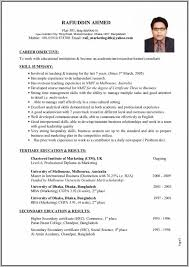 Resume Cover Letter For Personal Assistant Resume Cover Letter In