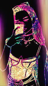 Bling Girl Galaxy Wallpaper ...