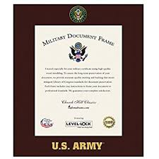 Amazon Com Allied Frame United States Army Medal And Award Frame
