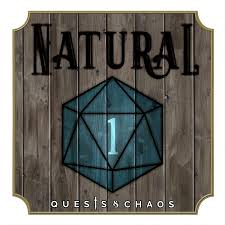 Natural 1 DND Dungeons And Dragons