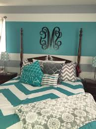 White And Turquoise Bedroom Turquoise And Grey Bedroom Decor White Green Wooden Cabinet 4