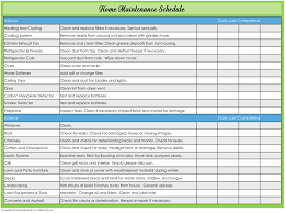 Household Maintenance List Complete 60 Page Home Management Binder
