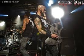 Interview - C.J. Pierce of Drowning Pool - Cryptic Rock
