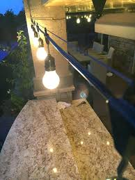 How To Hang Outdoor String Lights Adorable How To Hang String Lights Post To Hang String Lights How Hang
