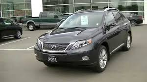 2011 Lexus RX 450h Video 001 - YouTube