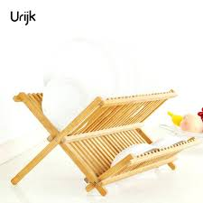 wooden drying rack for dishes uk