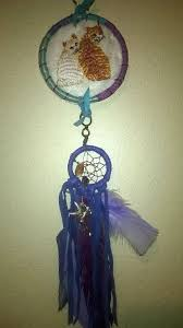 Personalized Spinning Dream Catcher Best Personalized Cats Dream Catcher Custom Made With Your Photo And