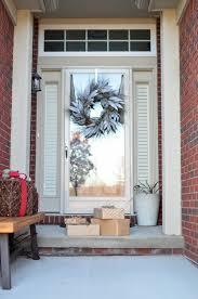 feng shui of full glass front doors