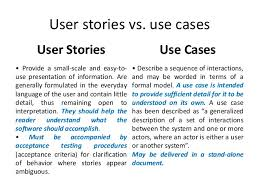 User Story Requirements Template User Stories In Agile Software Development