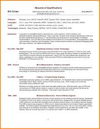 Key Qualifications For Resume Examples Qualifications Cv Cv Key Qualifications Madratco Resume Key 4