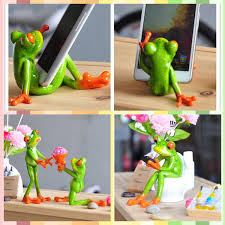 fun office desk accessories. free shipping funny frog figures office series phone pen rack resin toys cake car desk fun accessories