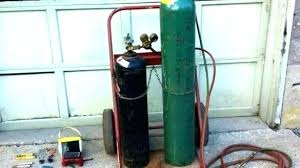 Oxy Acetylene Tanks Common Oxy Acetylene Tank Sizes Oxy
