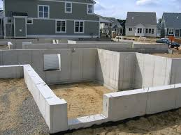 Small Picture Concrete Basement Walls Home Design Styles
