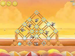 Angry Birds Rio Golden Beachball 16
