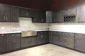 Ashton Grey Shaker Rta Kitchen Cabinets
