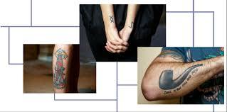 ближе к телу что говорят татуировки о своих владельцах Tvoybrocom