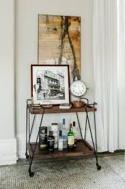 Home bar decor Apartment Home Bar Decor Cursoicei4me How To Get The Look Home Bar Ideas Décor Aid