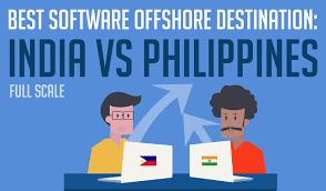 Web Designer Salary In Hyderabad Best Offshore Destination India Vs Philippines