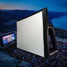 inflatable screen display wall