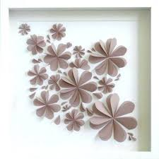 Wall Decoration Paper Design Wall Decor Flowers Plush Design Wall Decor Flowers Floral With Fine 57