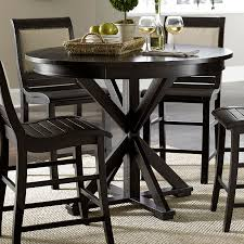 progressive furniture willow round counter height dining table hayneedle