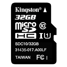 Thẻ Nhớ Micro SDHC Kingston 32GB Class 10 UHS-I SDC10G2/32GBSPFR - Hàng  Chính Hãng - Thẻ Nhớ Điện Thoại