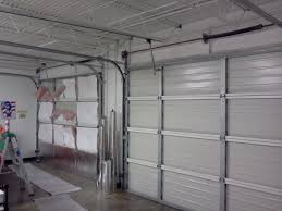 insulation for garage doorMake Your Garage Energy Efficient Easy Install of Radiant Barrier