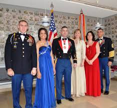 Jrotc Military Ball Decorations 100th Battalion of JROTC celebrates 100th annual military ball in 20
