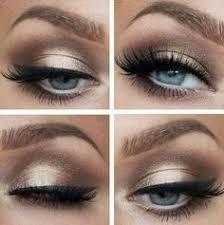 image result for prom makeup for light blue dress ninabubblygum
