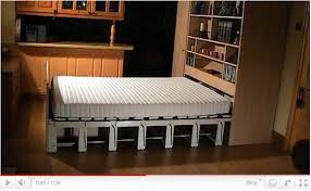 High Quality High Tech Hideaway Bed To Small Tech Furniture For Alternative Dwellings