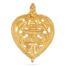 Types Of Thali Designs Sivan Thali Wedding Jewelry Traditional Indian Wedding