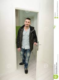 walking through front door. Royalty-Free Stock Photo Walking Through Front Door