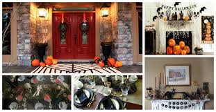 Amazing Awesome Halloween Home Decor Ideas To Get You Inspired Top Dreamer Within Halloween  Home Decor How Amazing Pictures