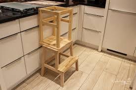 ikea learning tower in küche